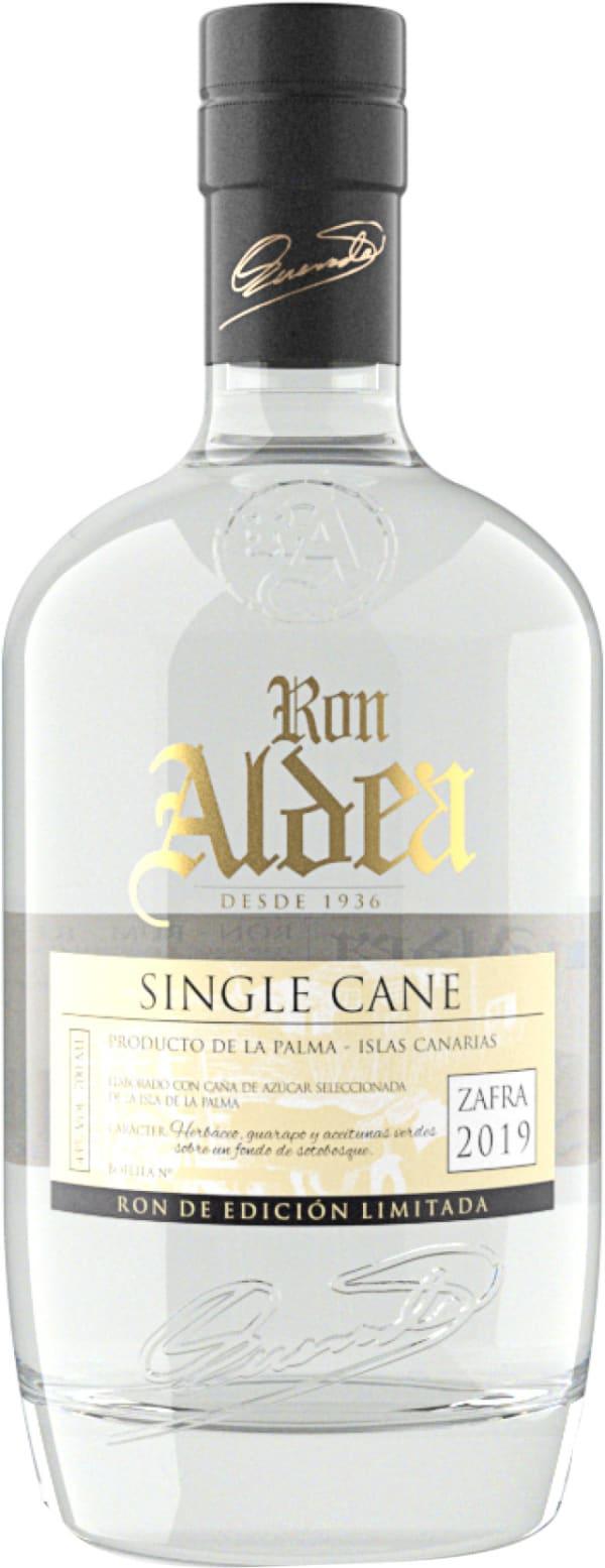 Ron Aldea Single Cane Vintage Rhum 2019