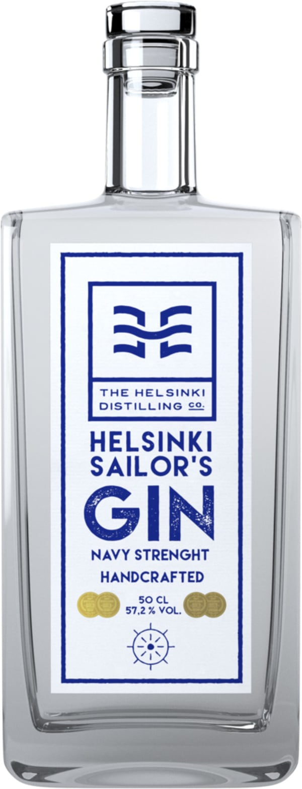 Helsinki Distilling Company Sailor's Gin