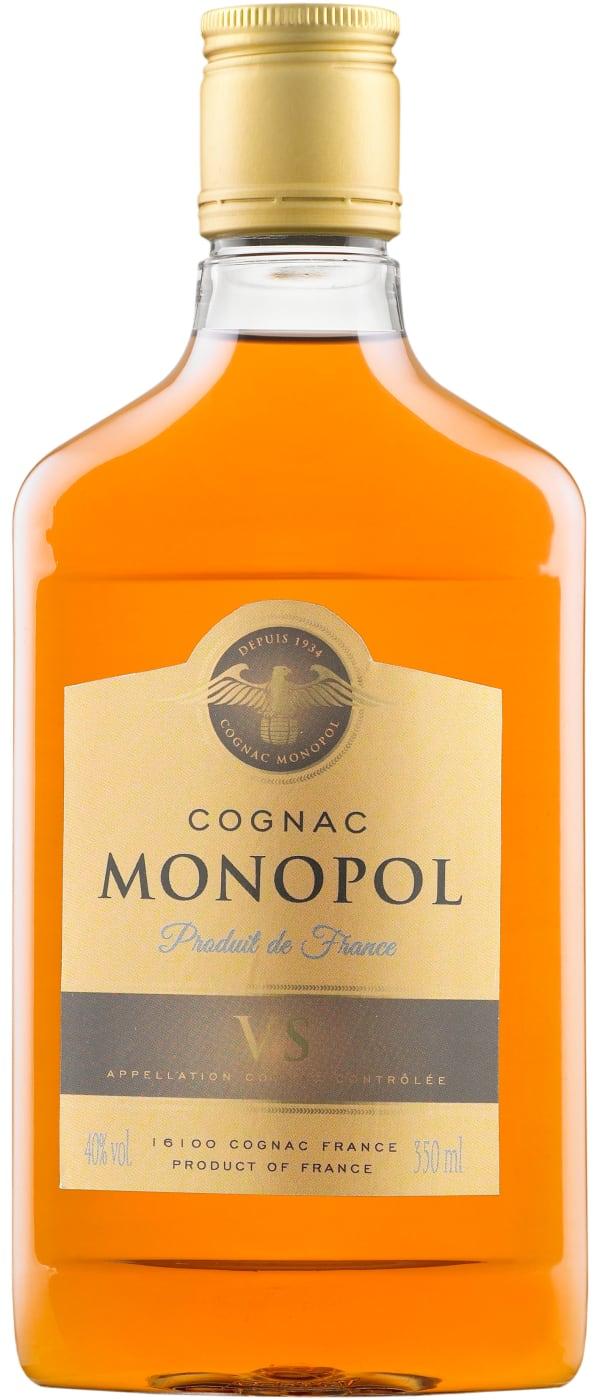 Monopol VS plastic bottle