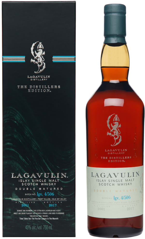 Lagavulin Distillers Edition 2017 Single Malt
