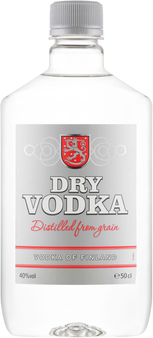 Dry Vodka muovipullo