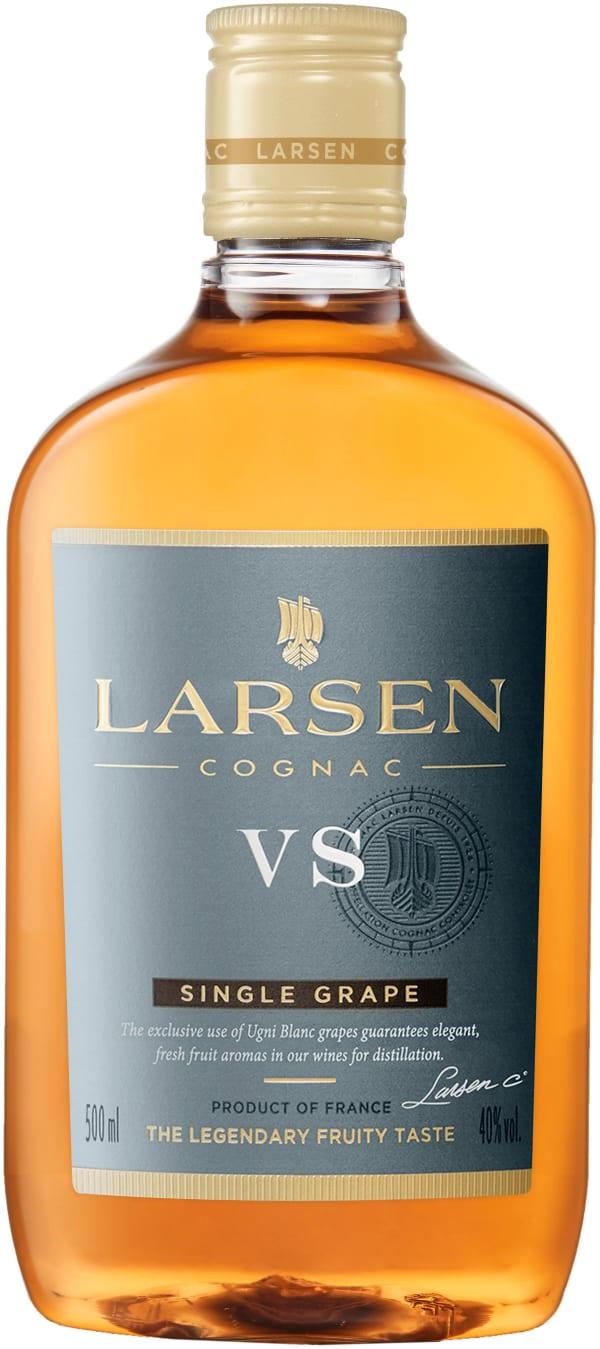Larsen Very Special plastic bottle