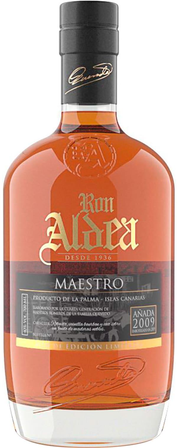Ron Aldea Maestro Añada Rhum 2009