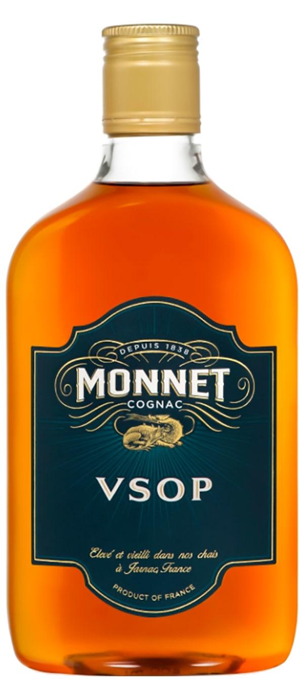 Monnet VSOP plastic bottle