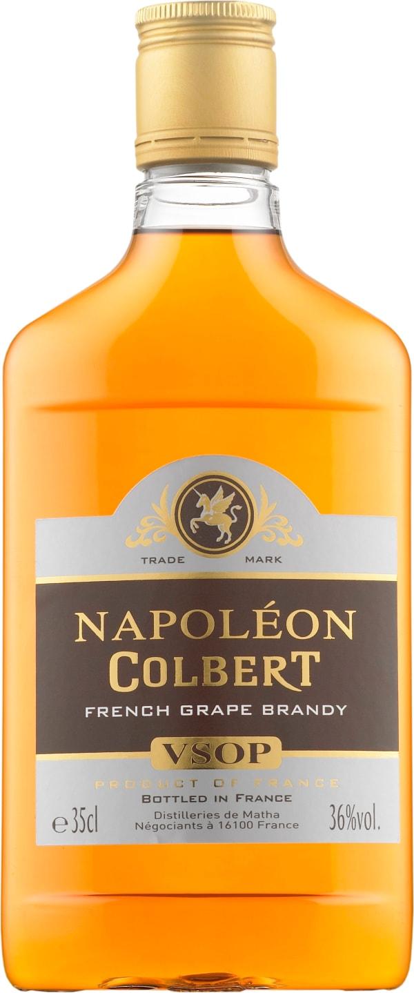 Colbert Napoleon VSOP plastic bottle