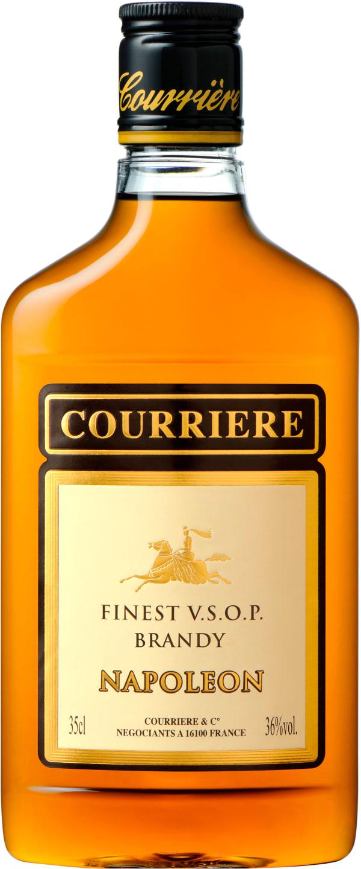Courriere Napoleon Finest VSOP plastflaska