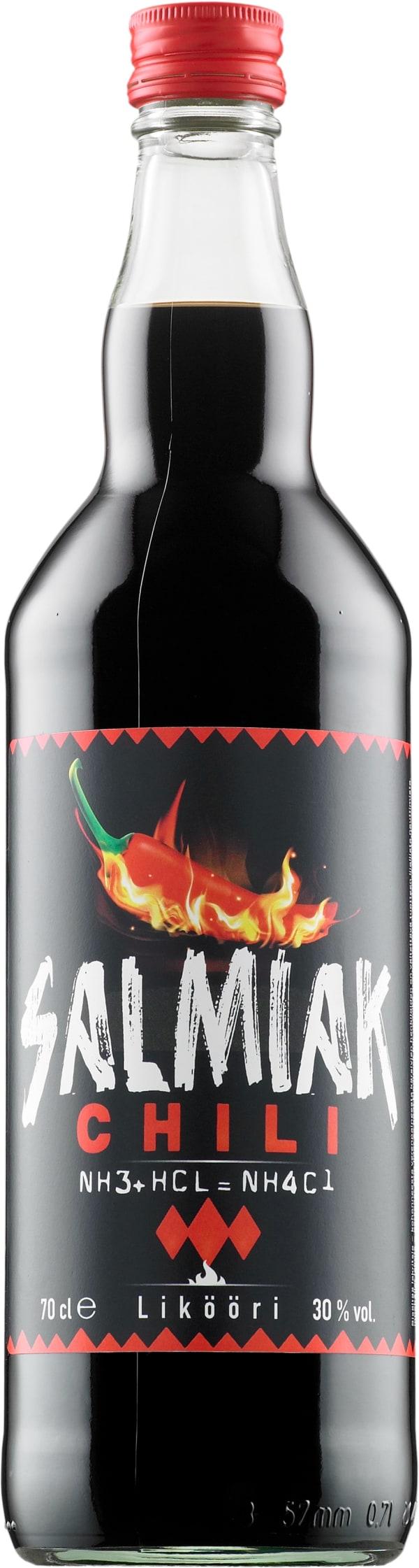 Scandinavian Salmiak Chili