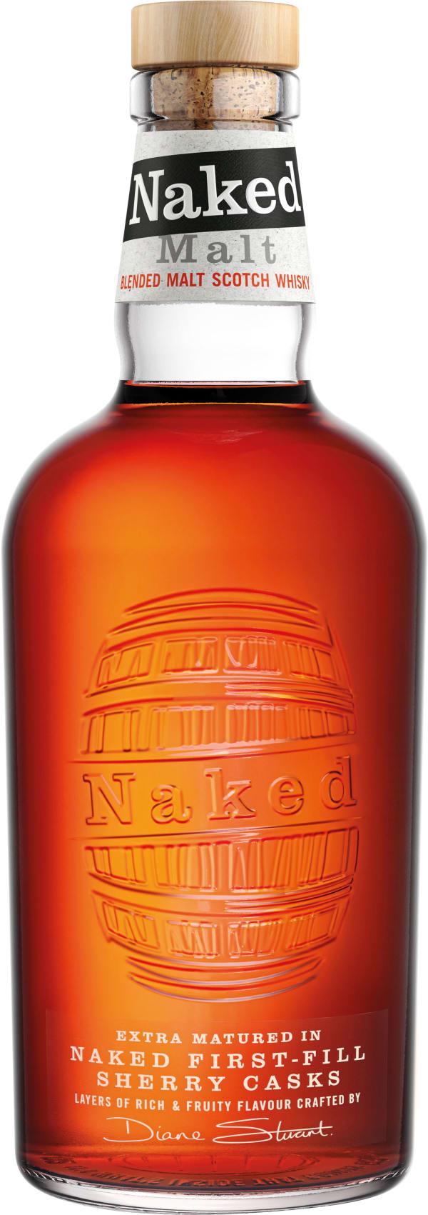 Naked Grouse Blended Malt