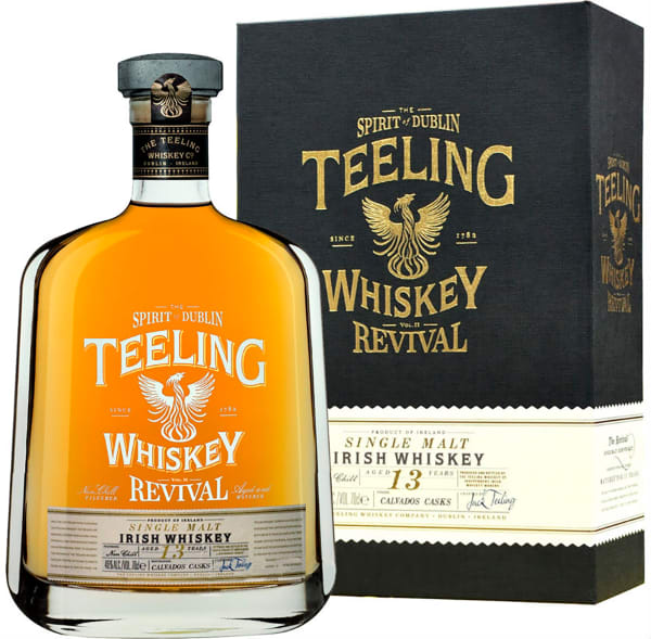 Teeling Whiskey Revival Vol II 13 Year Old Single Malt