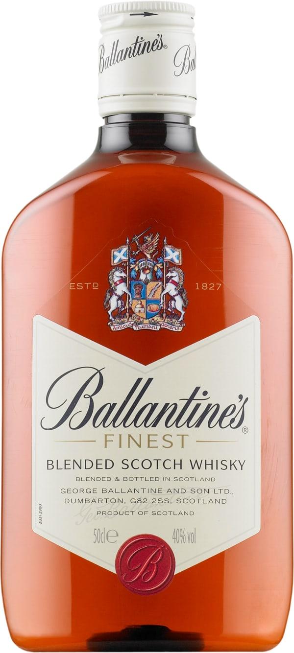Ballantine's Finest muovipullo
