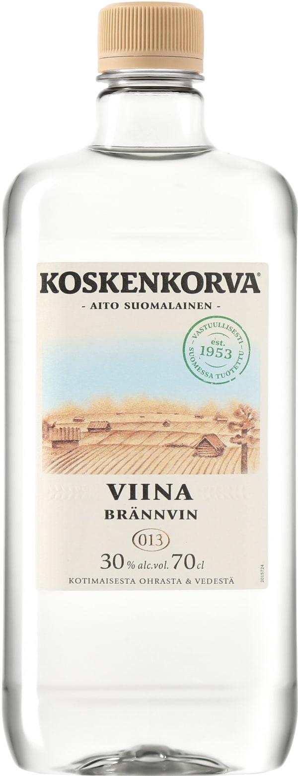 Koskenkorva Viina 30% plastic bottle