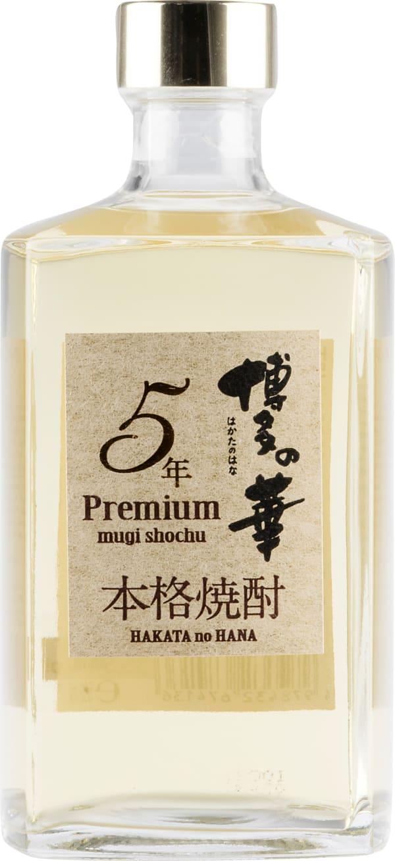 Hakata no Hana 5 Year Old Premium Mugi Shochu