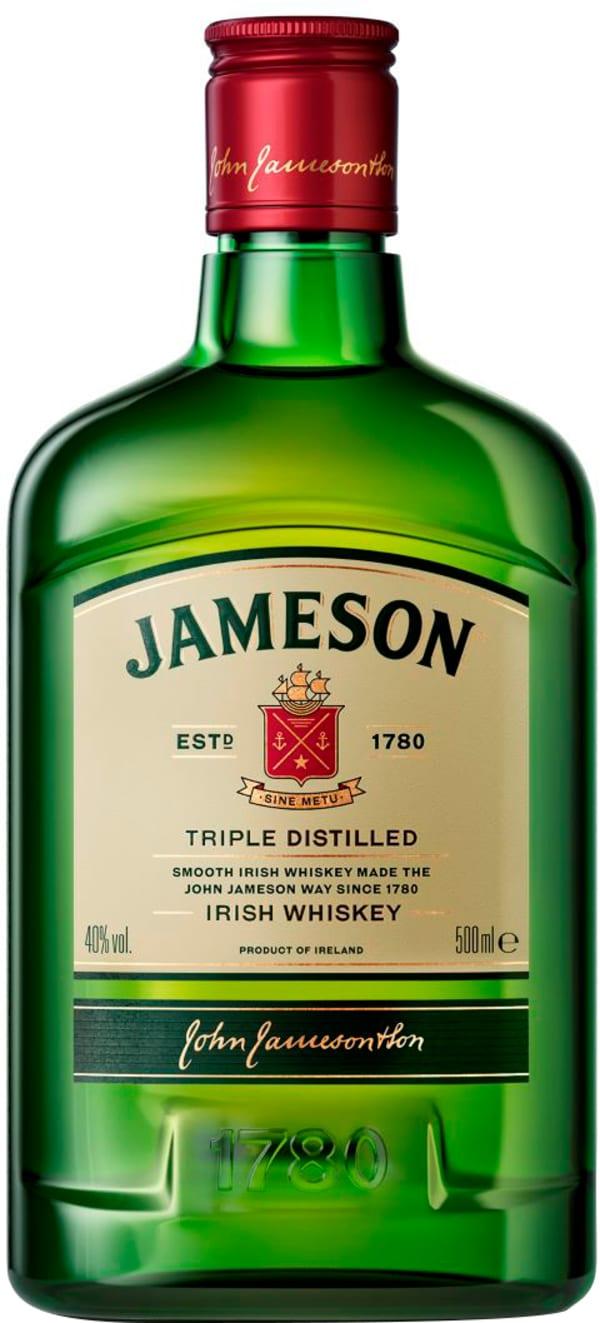 Jameson plastic bottle