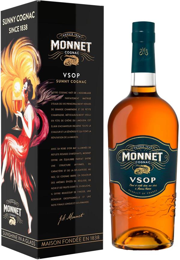 Monnet VSOP presentförpackning
