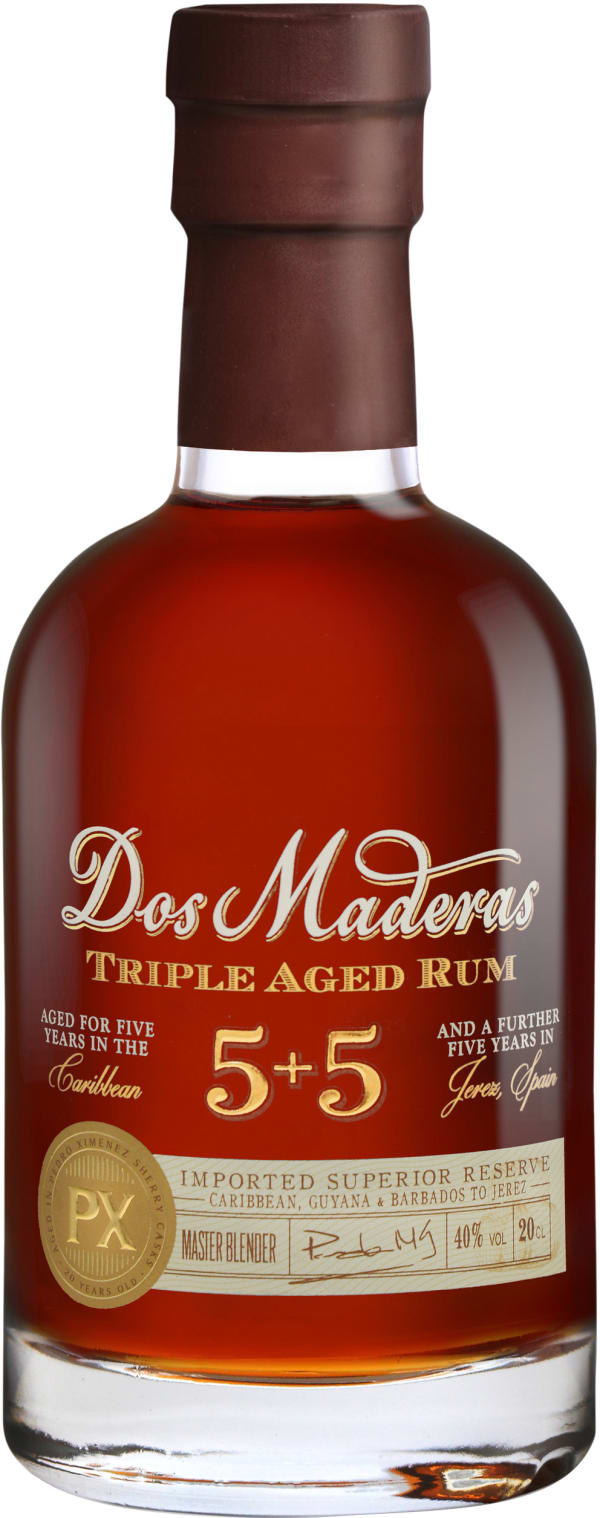 Dos Maderas 5+5 Ron