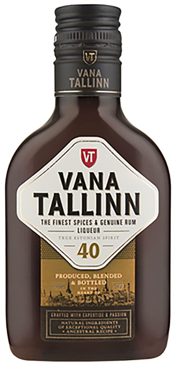 Vana Tallinn plastflaska