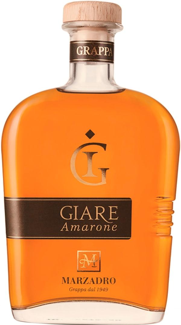 Marzadro Grappe Giare Amarone