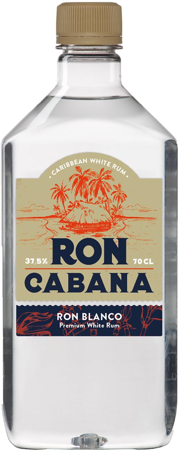 Ron Cabana Blanco plastic bottle