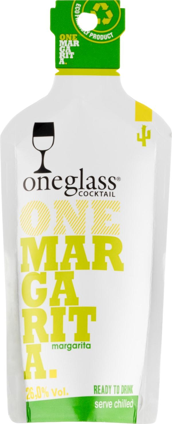 One Margarita kartongförpackning