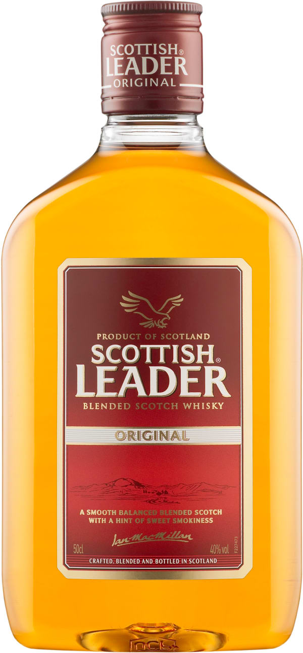Scottish Leader muovipullo