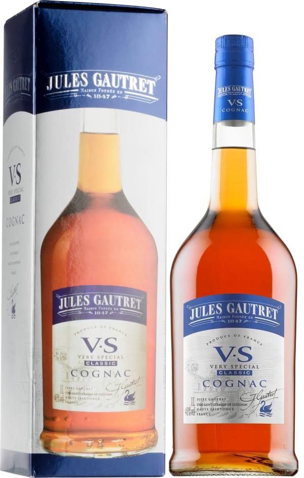 Jules Gautret VS gift packaging