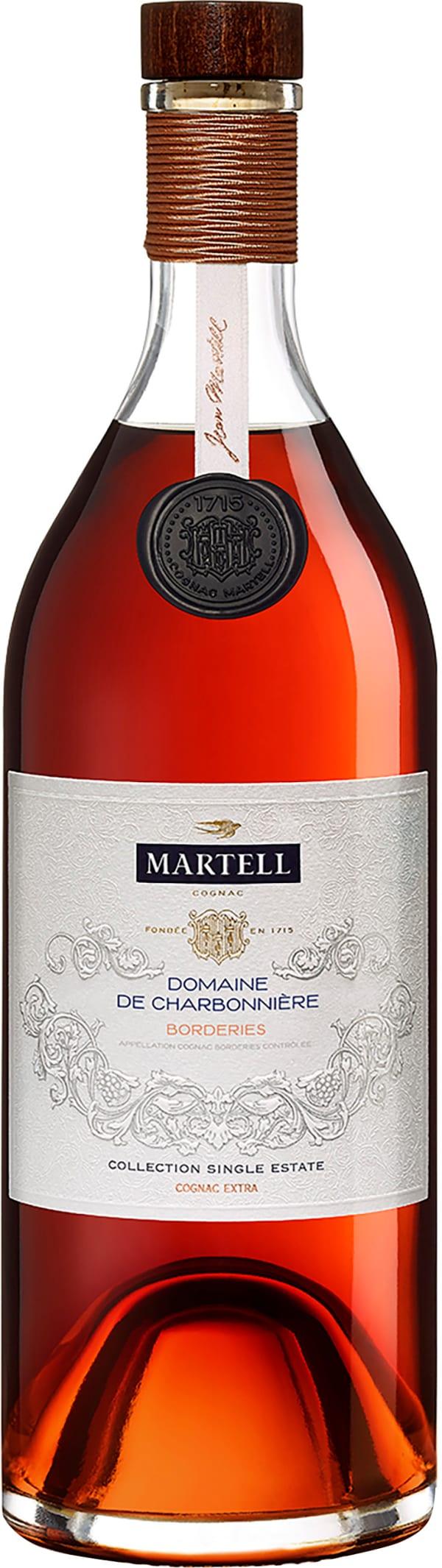 Martell Single Estate Collection Domaine de Charbonnière Cognac Extra