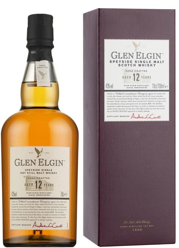 Glen Elgin 12 Year Old Single Malt