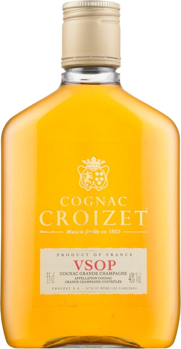 Croizet VSOP plastic bottle