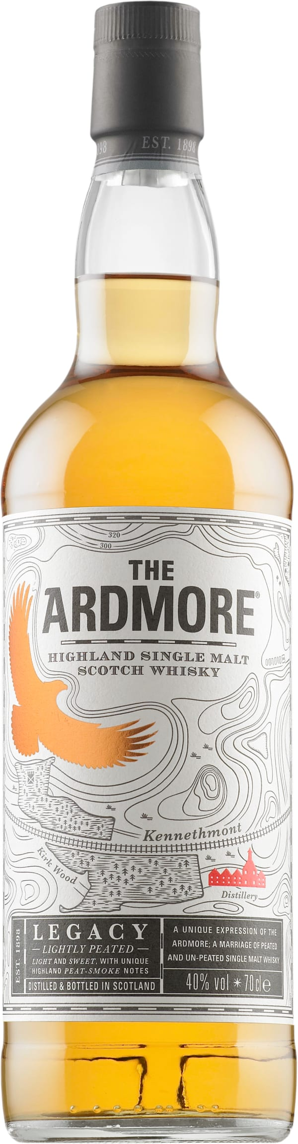 The Ardmore Legacy Single Malt