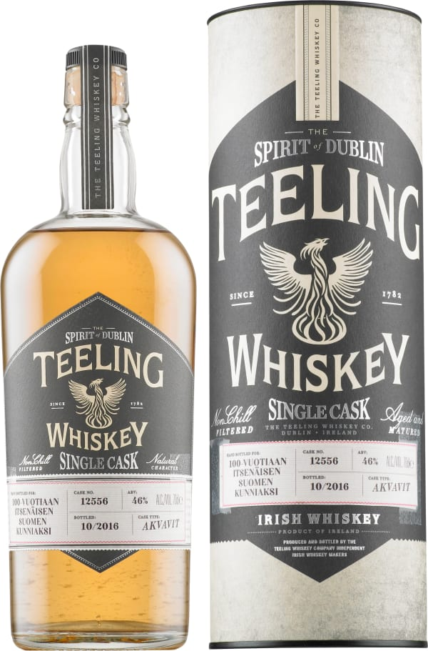 Teeling Whiskey Single Cask Aquavit