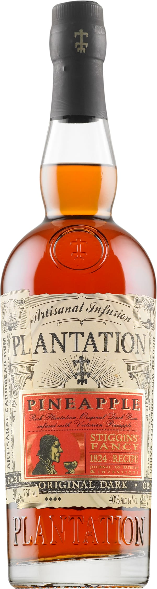 Plantation Original Dark Pineapple