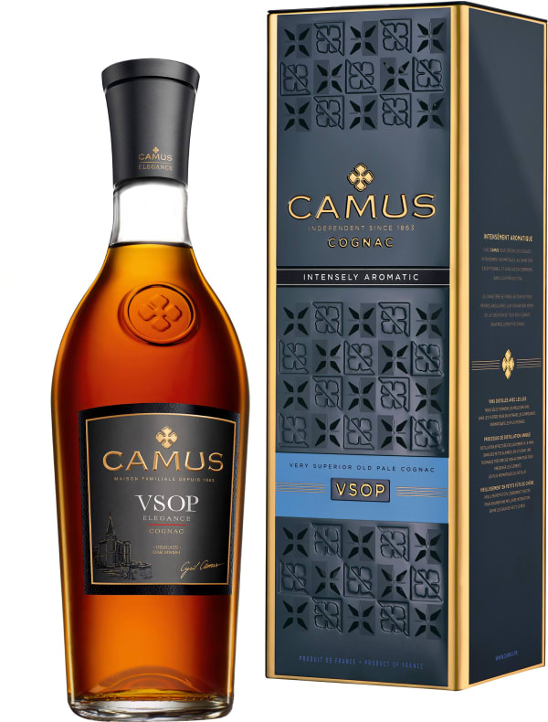 Camus Elegance VSOP presentförpackning