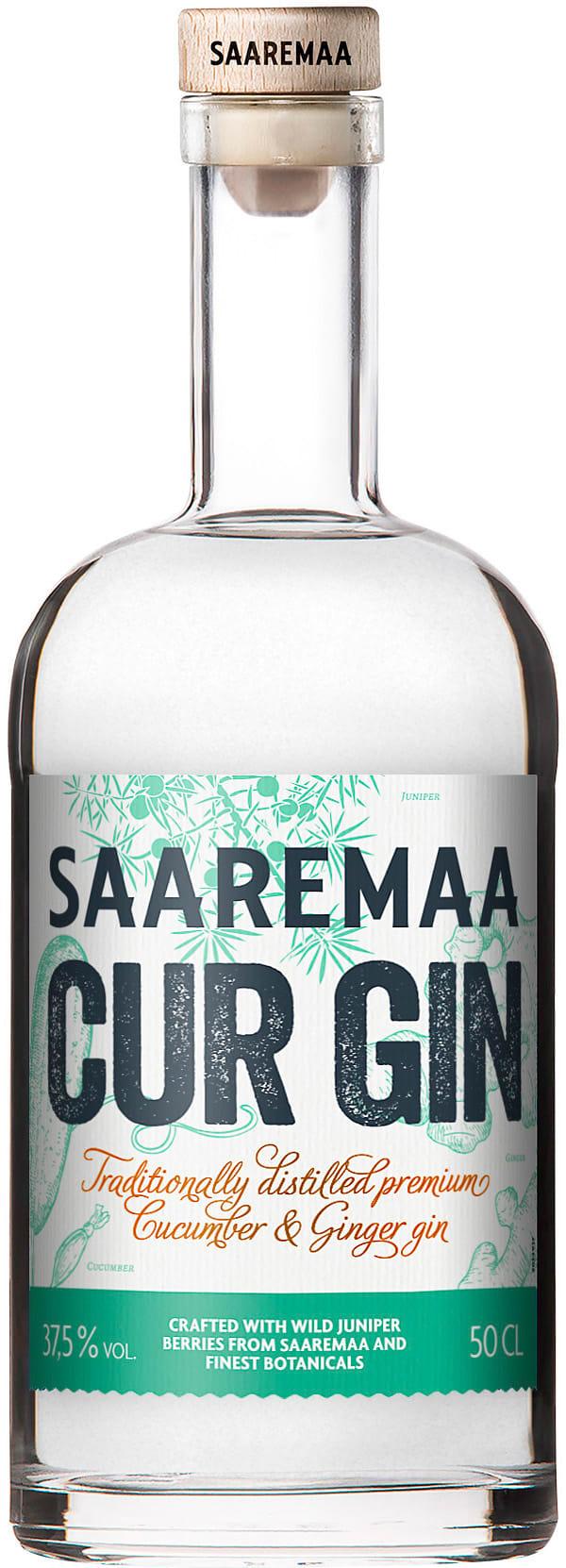 Saaremaa Cucumber & Ginger Gin