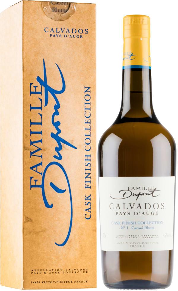 Dupont Cask Finish Caroni Rhum Calvados
