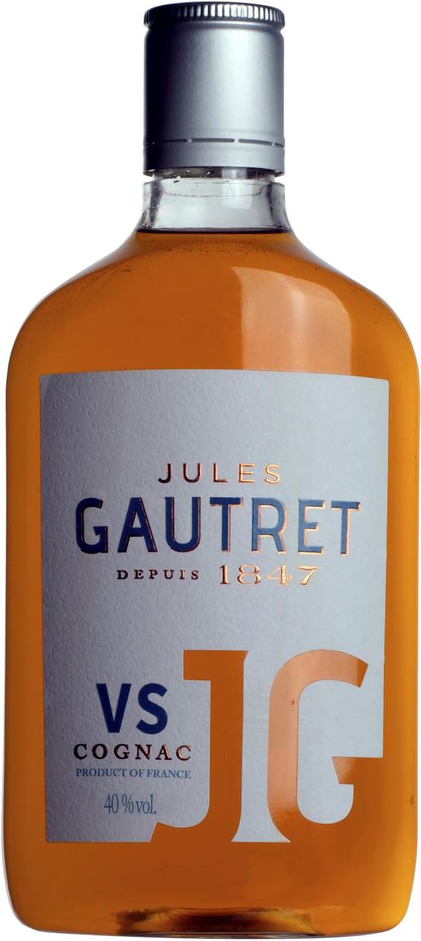 Jules Gautret VS muovipullo