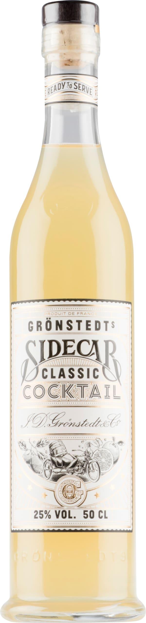 Grönstedts Sidecar