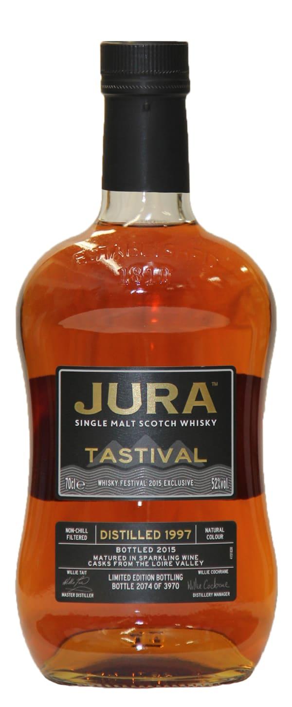 Jura Tastival 2015 Single Malt