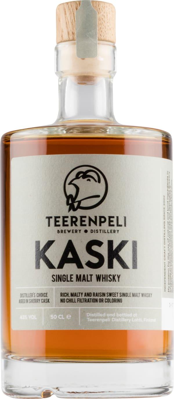 Teerenpeli Distiller's Choice Kaski Single Malt