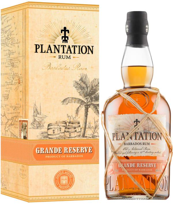 Plantation Barbados Grande Reserve gift packaging