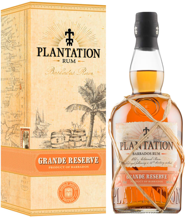 Plantation Barbados Grande Reserve presentförpackning