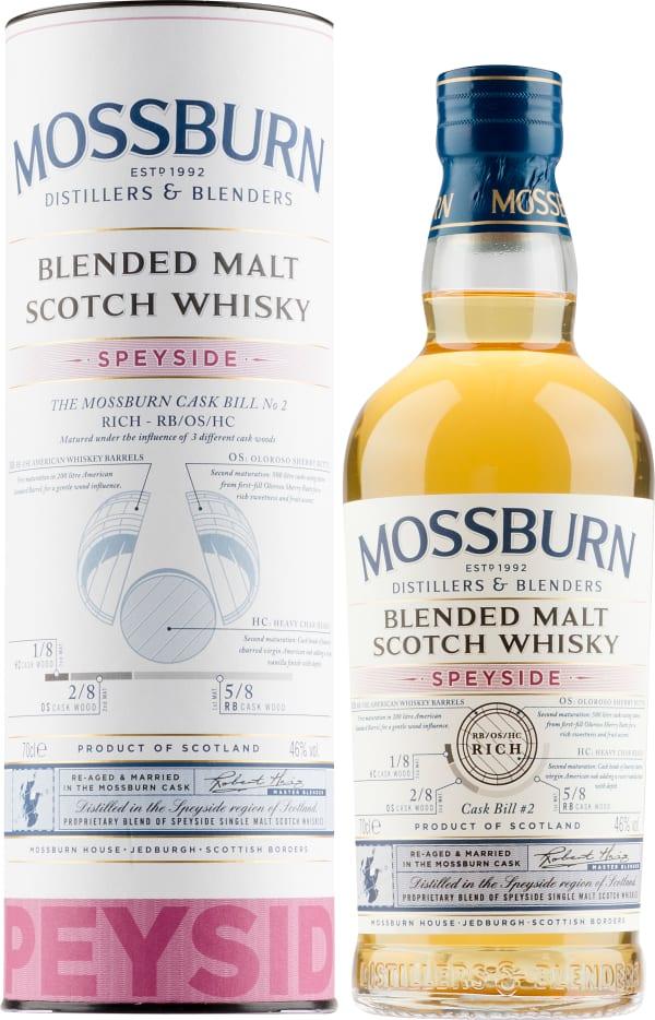 Mossburn Speyside Blended Malt