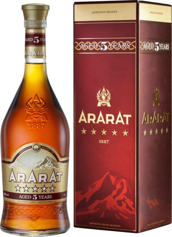 Ararat 5 Years
