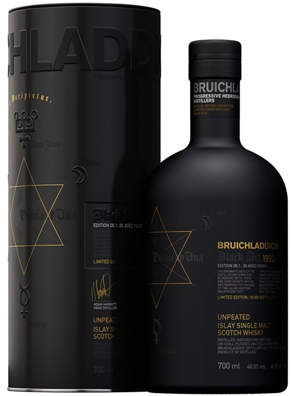 Bruichladdich Black Art 1990 Single Malt 1990