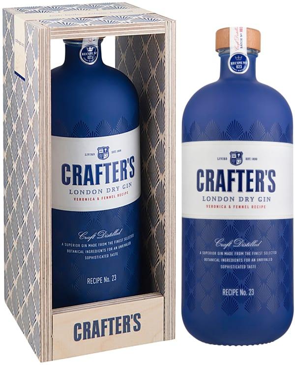 Crafter's London Dry Gin presentförpackning