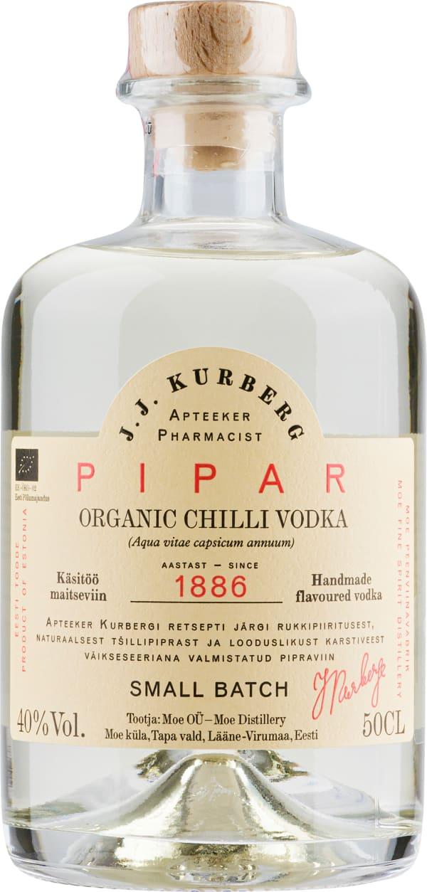 Pipar Organic Chilli Vodka