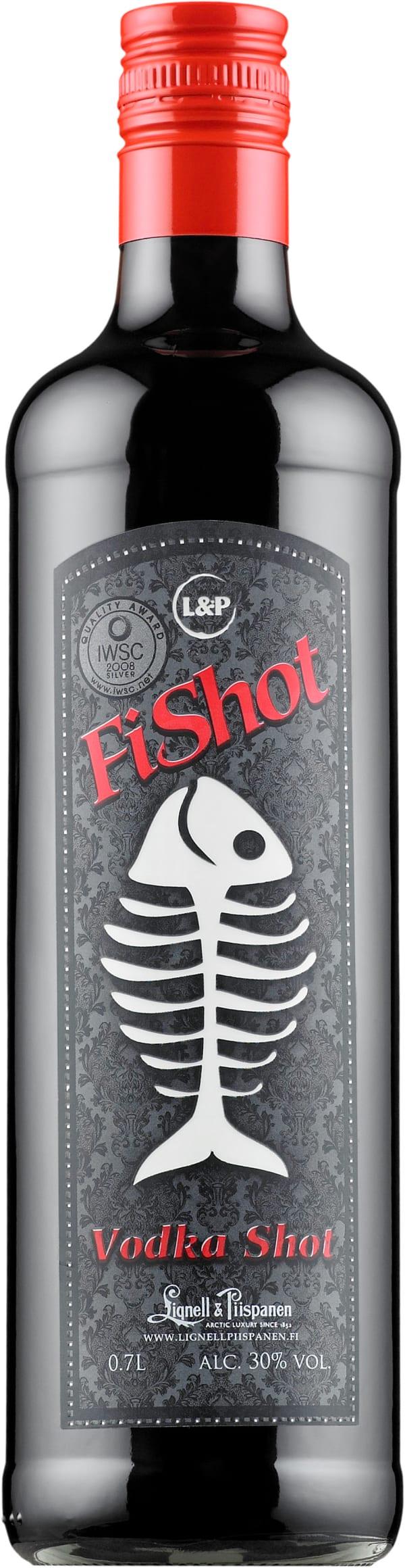 FiShot Vodka Shot