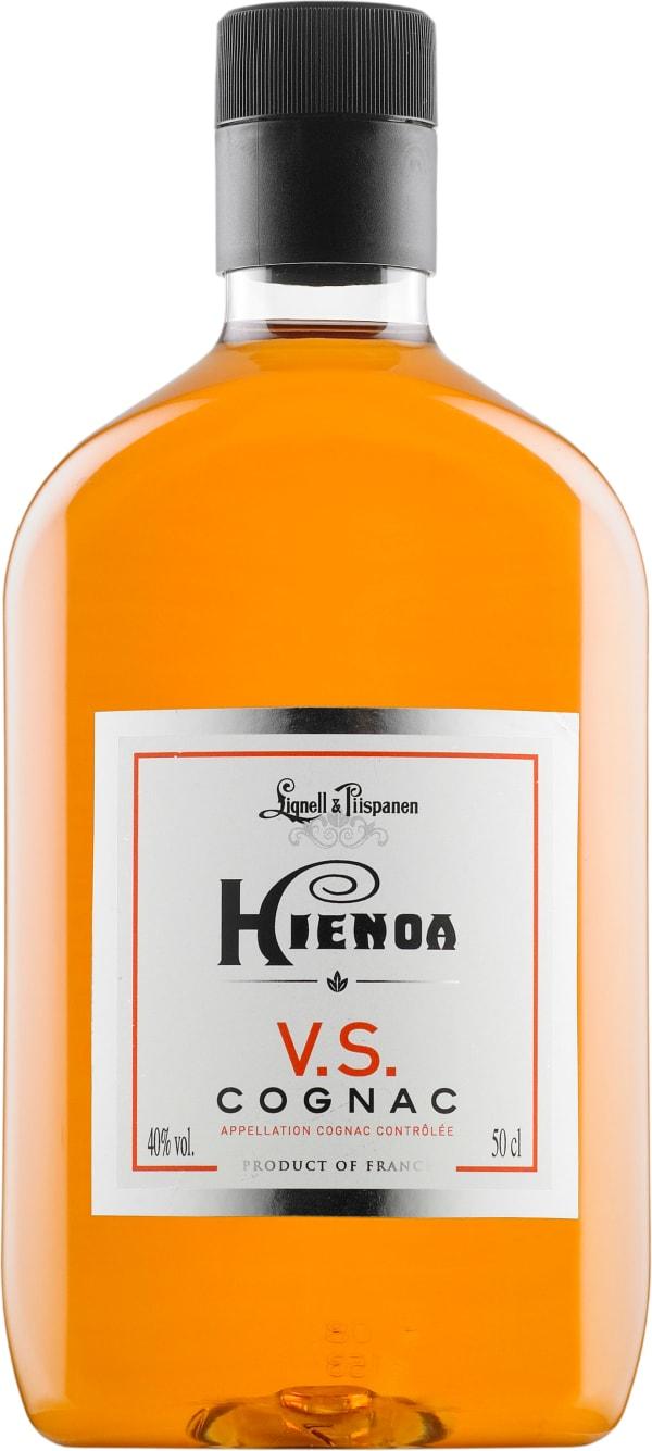 Hienoa Cognac VS muovipullo