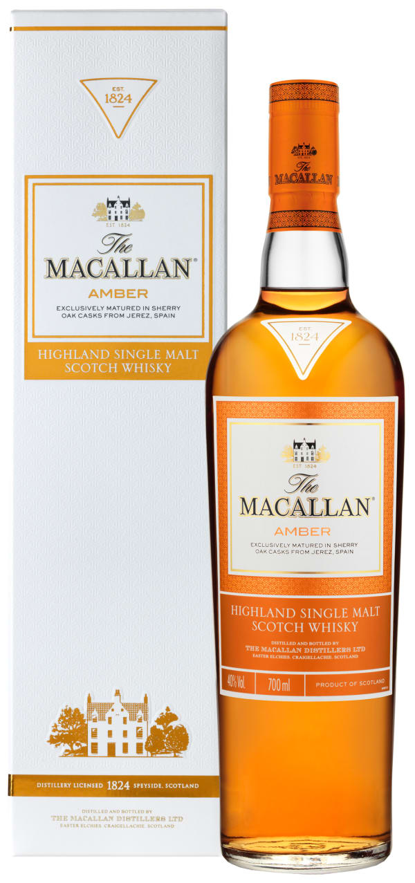 The Macallan Amber Single Malt