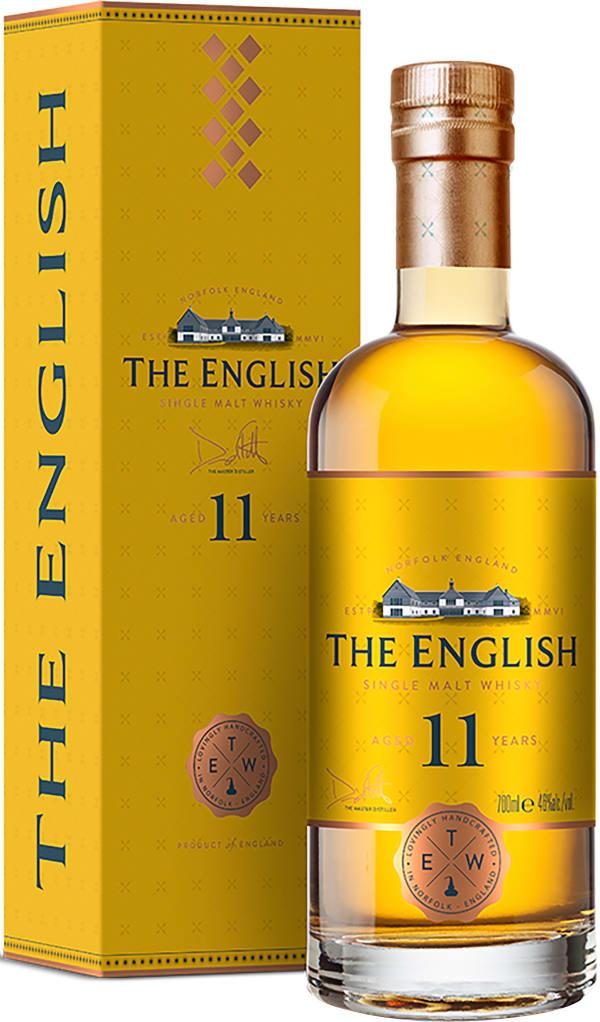 The English 11 Year Old Single Malt