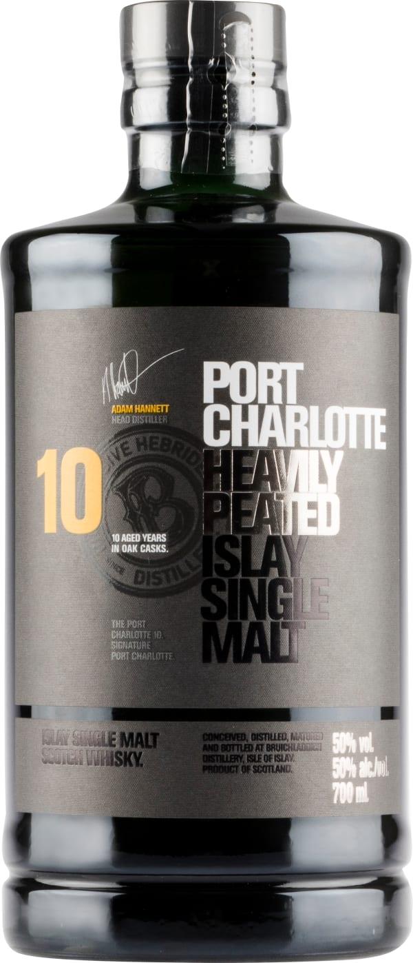 Port Charlotte 10 Year Old Single Malt